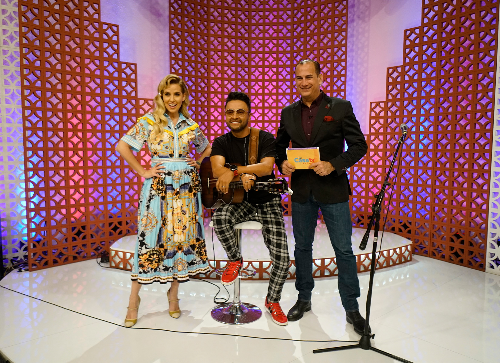 Alex Campos   Gira de Medios, Enero 2020   CDMX